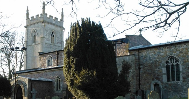 St Michael & All Angels, Rearsby
