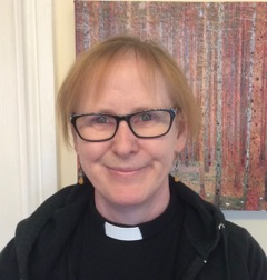 Rev Sr Mary A'Herne-Smith, Team Vicar