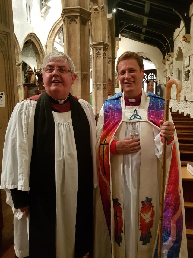 Rev'd Canon Lee Francis-Dehqani